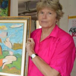 Disparition de Colette Cossart